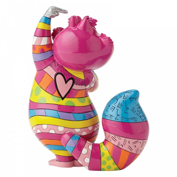 Disney Britto Collection: Cheshire Cat Figurine