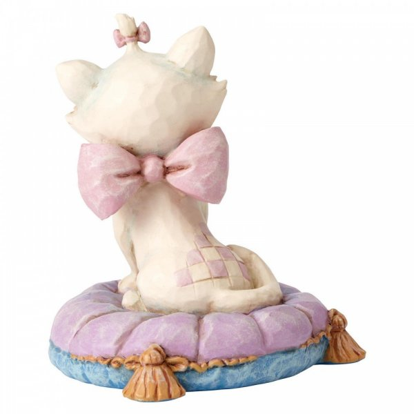 Disney Traditions Collection: Marie on Pillow Mini Figurine