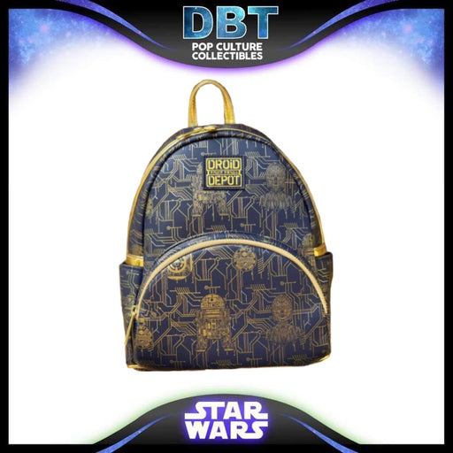 Star Wars: Droid Depot Backpack - Galaxy's Edge Exclusive