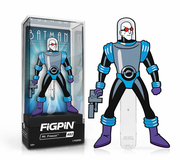 Batman: The Animated Series FiGPiN Mr. Freeze