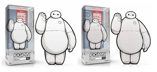 Big Hero 6 FiGPiN Baymax (Core)  (Chance of Chase)