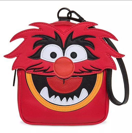 Disney Loungefly - The Muppets Animal Backpack Wristlet - Disney Parks Exclusive