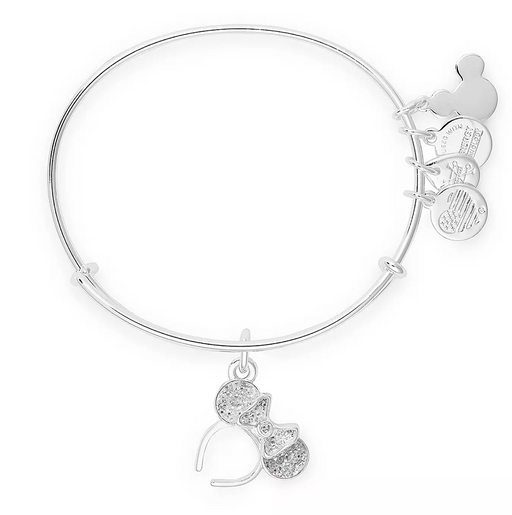 Minnie Mouse Ear Headband Bangle by Alex and Ani