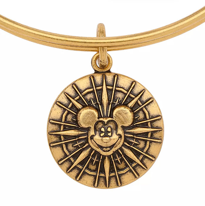 PIXAR Pal-A-Round Bangle by Alex and Ani - Rose Gold