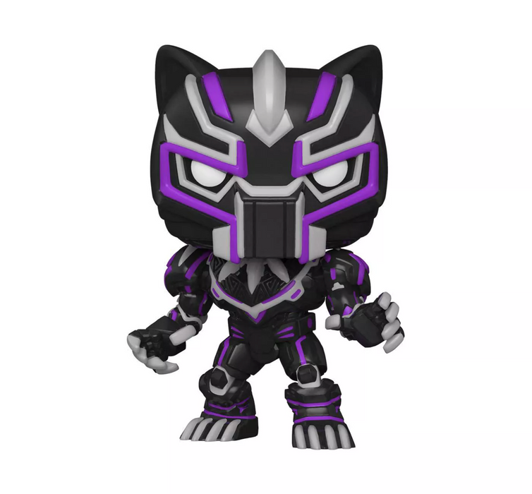 Marvel MechStrike: GITD Black Panther Target Exclusive Funko Pop