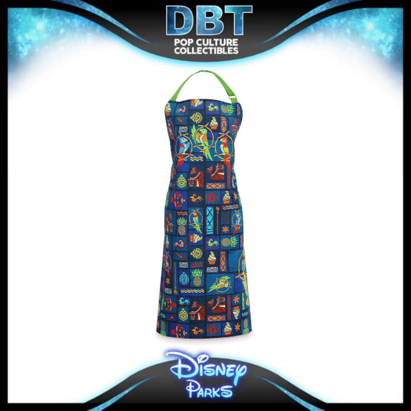 Enchanted Tiki Room Apron for Adults