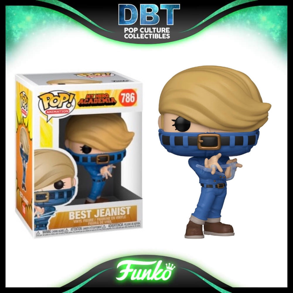My Hero Academia: Best Jeanist Funko Pop