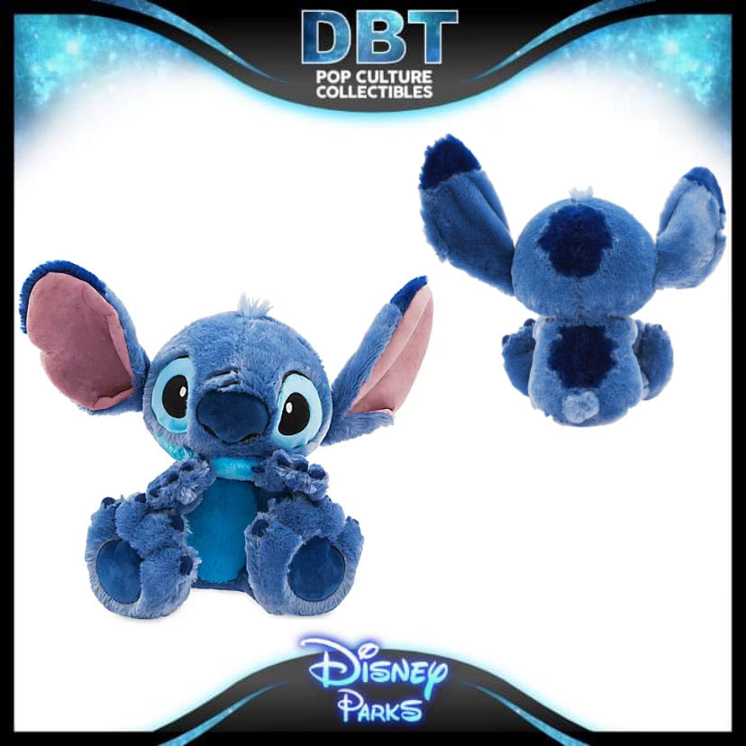 Stitch Big Feet Plush – Medium