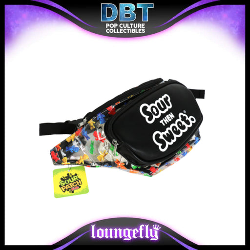 Sour Patch Loungefly: Sour Patch Kids Fanny Pack