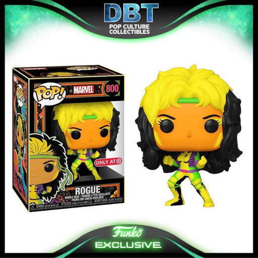Marvel X-Men Classic: Blacklight Rogue Target Exclusive Funko Pop