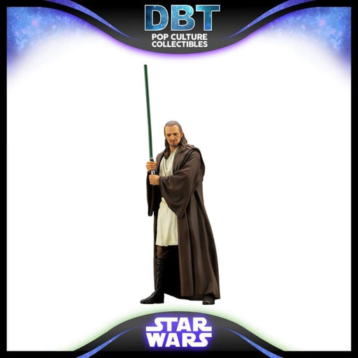 Star Wars: The Phantom Menace Qui-Gon Jinn ARTFX+ 1:10 Scale Statue