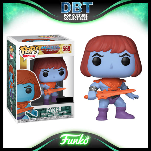 Masters Of The Universe: Faker Exclusive Funko Pop