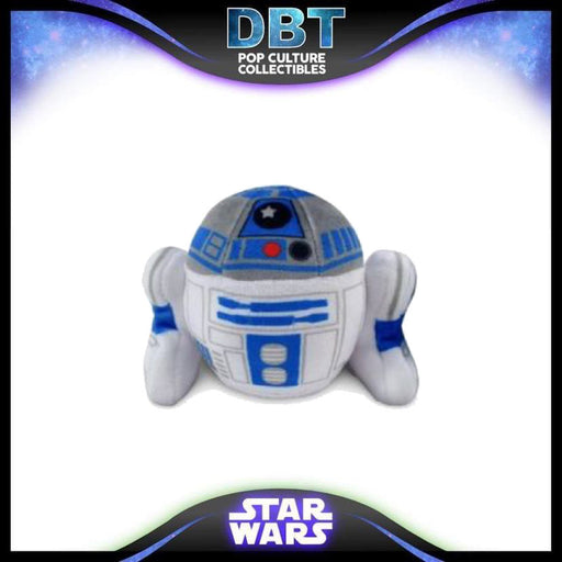 R2D2 Disney Parks Wishables Plush – Star Wars – Micro 4'' – Limited Release