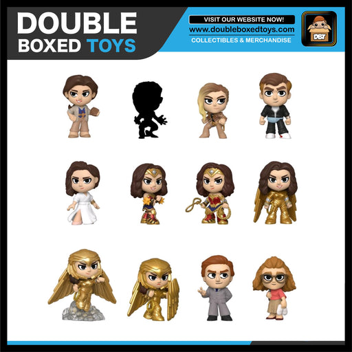 Wonder Woman 1984 Mystery Minis (Case Size 12) (New York Toy Fair 2020)