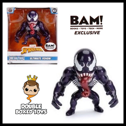 Metalfigs Marvel Ultimate Venom BAM! Exclusive