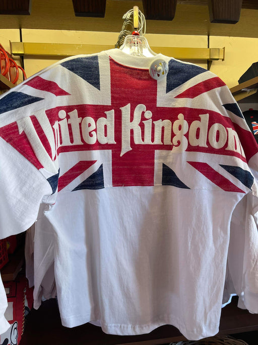 Epcot United Kingdom Spirit Jersey for Adults - Disney Parks Exclusive