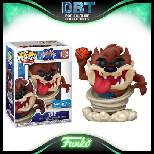Space Jam: A New Legacy - Taz Walmart Exclusive Funko Pop