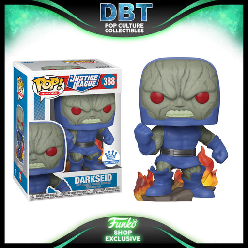 DC Comics: Justice League Darkseid Funko-Shop Exclusive Funko Pop