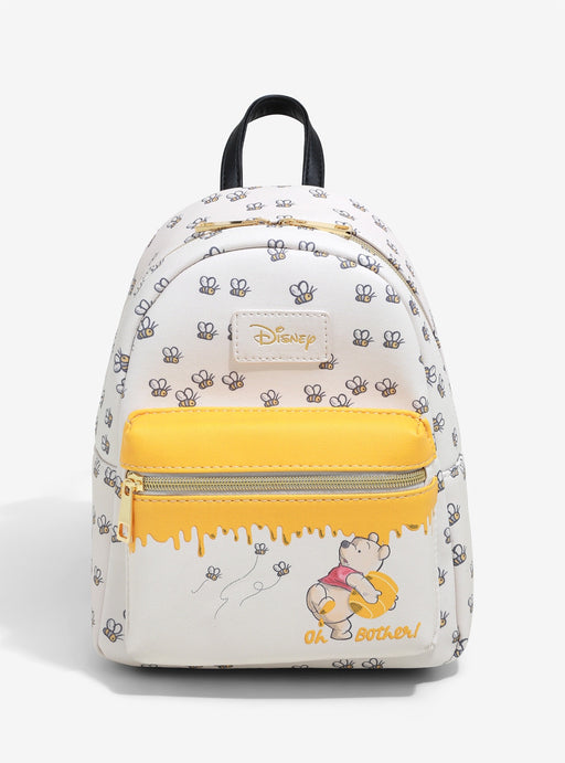 Disney Loungefly - Winnie The Pooh Bees & Honey Mini Backpack