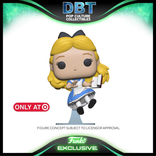 Disney Alice In Wonderland 70th: Alice Target Exclusive Funko Pop