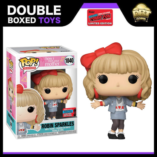 How I Met Your Mother: Robin Sparkles NYCC 2020 Exclusive Funko Pop