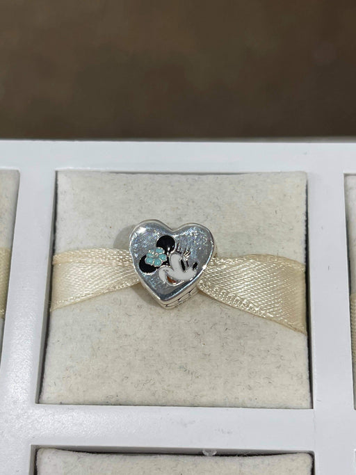 Disney Pandora Aulani Minnie Mouse Charm - Disney Parks Exclusive