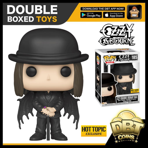 Ozzy Osbourne: Ordinary Man Hot Topic Exclusive Funko Pop