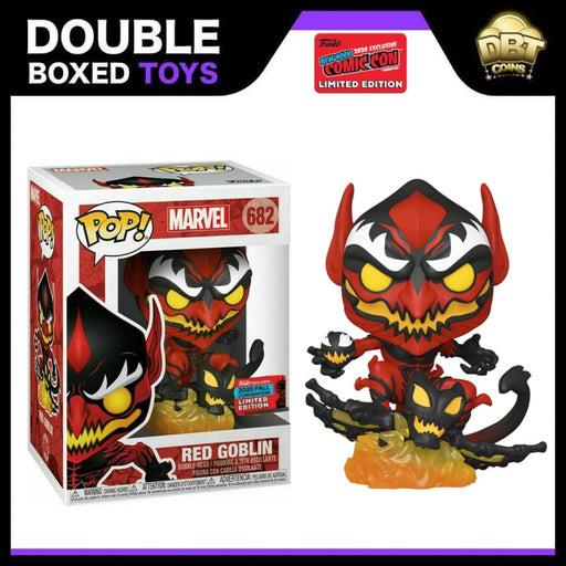 Marvel: Red Goblin NYCC 2020 Exclusive Funko Pop