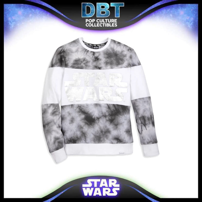 Star Wars Logo Cloud Wash Long Sleeve T-Shirt for Women by Her Universe