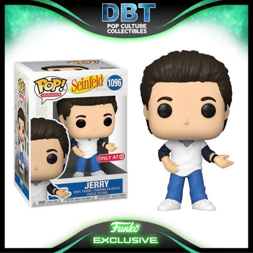 Seinfeld: Jerry Seinfeld Target Exclusive Funko Pop