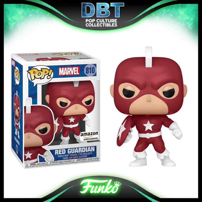 Marvel: Red Guardian (Year of the Shield) Amazon Exclusive Funko Pop