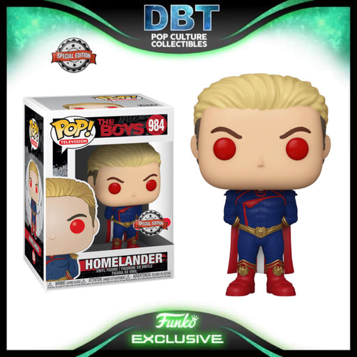 The Boys: Homelander Exclusive Funko Pop