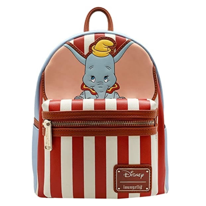 Disney Loungefly - Dumbo Star of the Show Mini Backpack