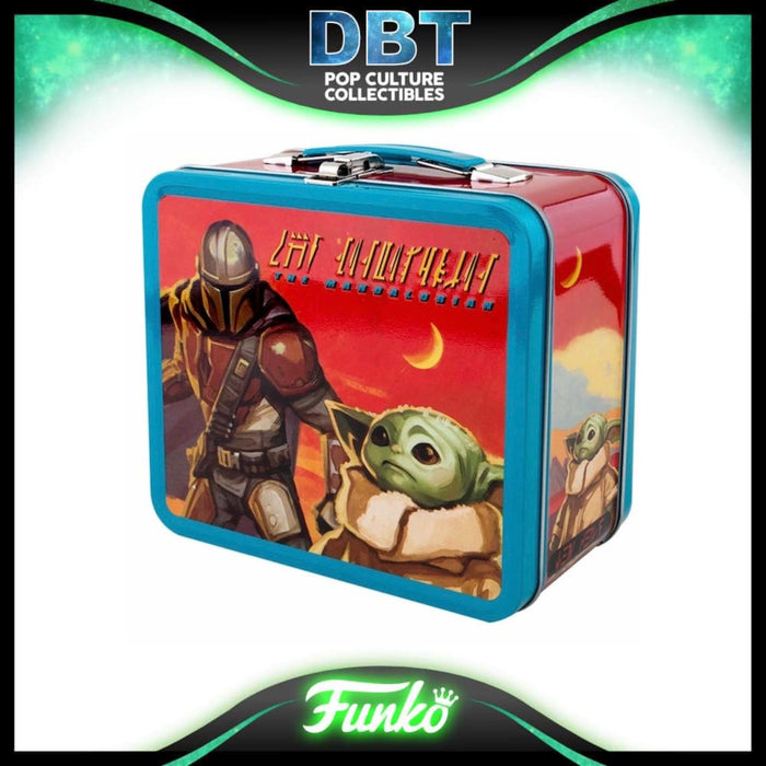 Star Wars: The Mandalorian Target Exclusive Funko Lunch Box