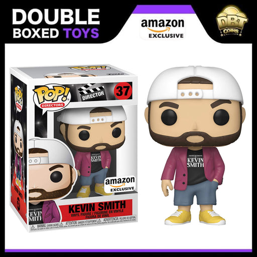 Pop Directors - Kevin Smith Amazon Exclusive Funko Pop