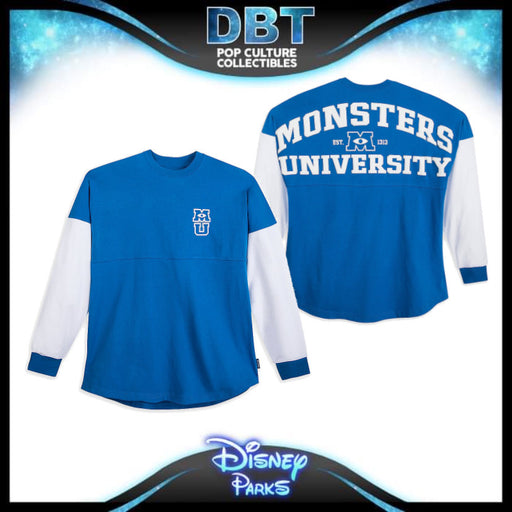 Disney Parks Monsters University  Spirit Jersey