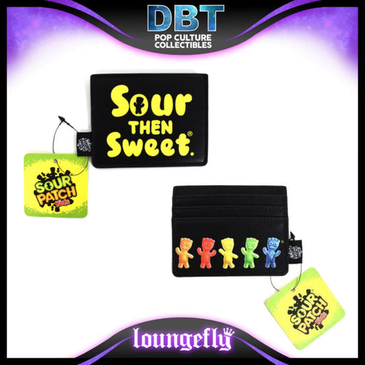 Sour Patch Loungefly: Sour Patch Kids Card Case