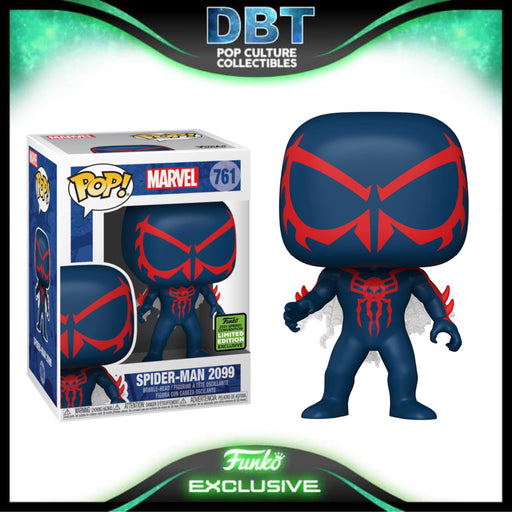 Marvel: Spider-Man 2099 ECCC 2021 Exclusive Funko Pop