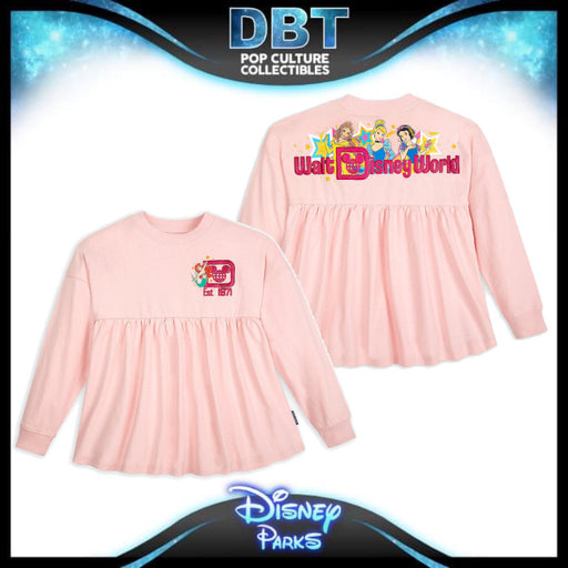 Walt Disney World - Disney Princess Spirit Jersey for Kids - Disney Parks Exclusive