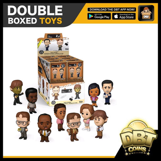 The Office Mystery Minis (Case Size 12)
