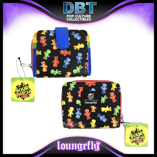 Sour Patch Loungefly: Sour Patch Kids Wallet