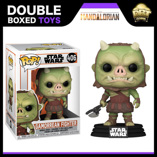 Star Wars The Mandalorian: Gamorrean Fighter Funko Pop