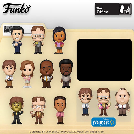 The Office Mystery Minis Walmart Exclusive (Case Size 12)