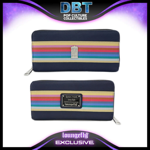 BBC Doctor Who Loungefly - Thirteenth Doctor Wallet