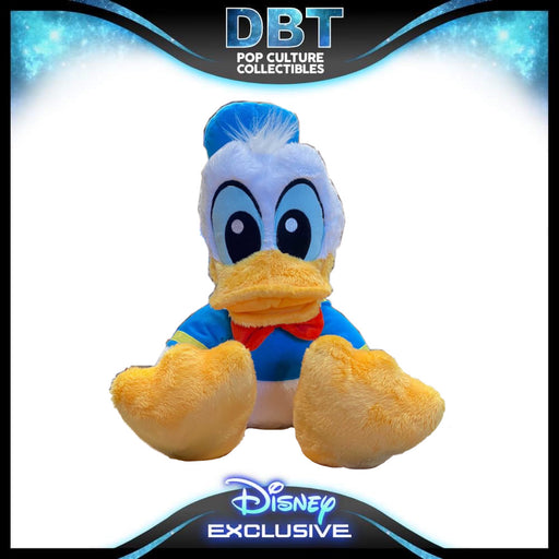 Donald Duck Big Feet Plush
