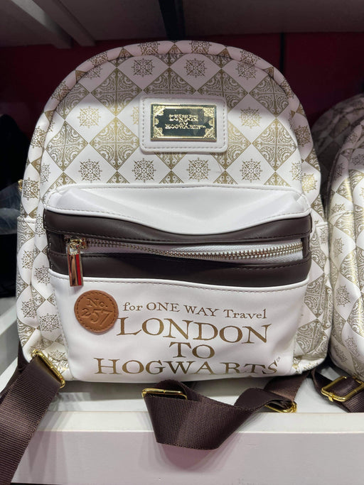 Universal Studios Harry Potter London to Hogwarts Backpack