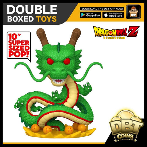 "Dragon Ball Z: 10"" Shenron Funko Pop"