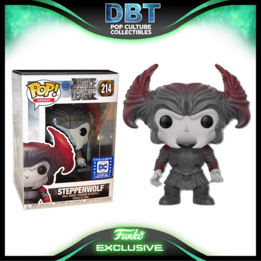DC Justice League: Steppenwolf LOC Exclusive Funko Pop