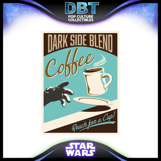 Star Wars Dark Side Blend by Steve Thomas Gallery-Wrapped Canvas Giclee Art Print