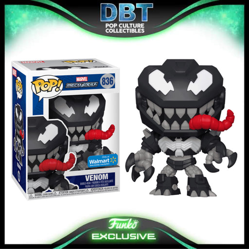 Marvel MechStrike: Venom Walmart Exclusive Funko Pop